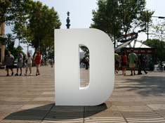 BARCELONA DESIGN WEEK / GRAPHIC DESIGN