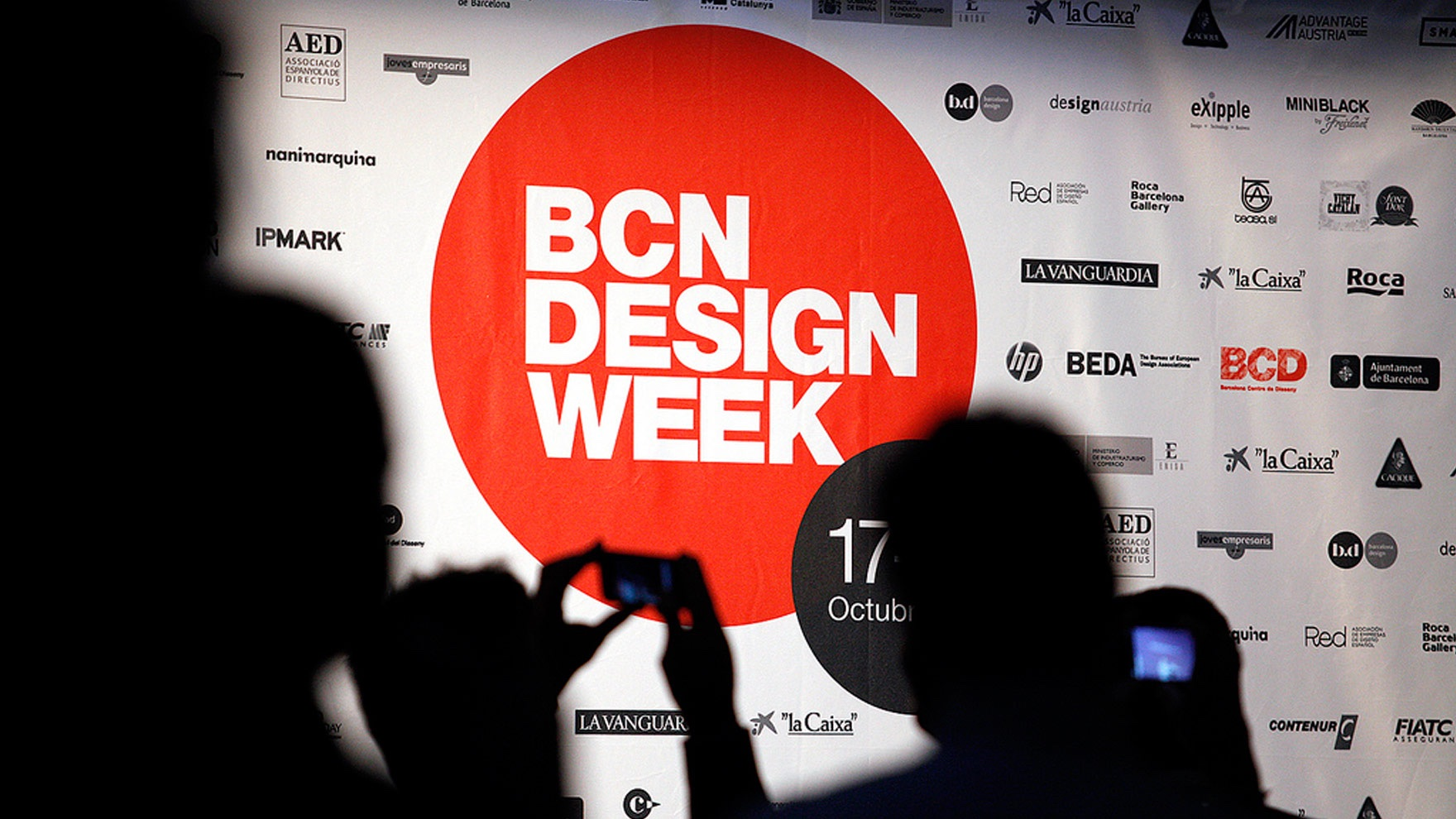 BARCELONA DESIGN WEEK / CORPORATE IDENTITY / BRANDING