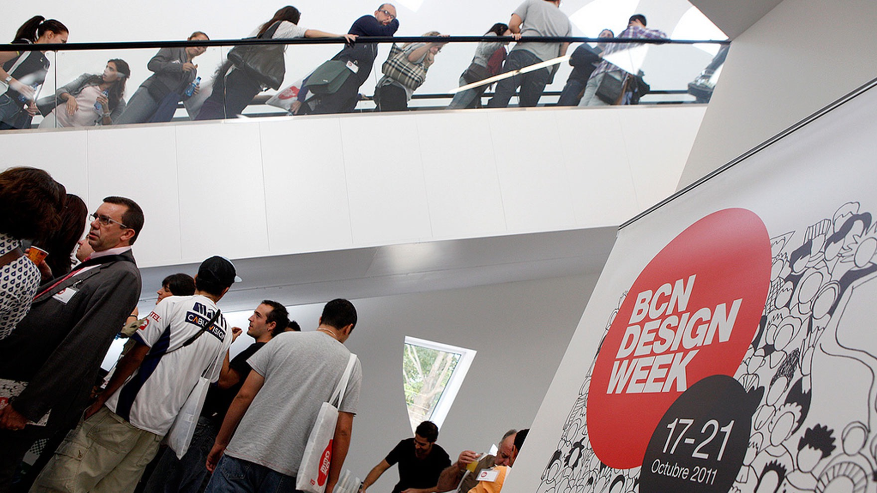 BARCELONA DESIGN WEEK / IDENTIDAD CORPORATIVA / BRANDING