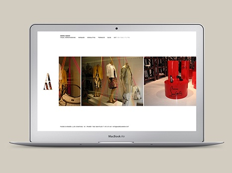 ANDREU MARCH / DISEÑO WEB