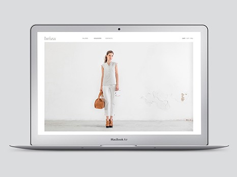 BRIZA / WEB DESIGN