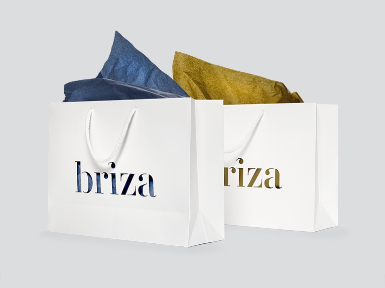 BRIZA / GRAPHIC DESIGN