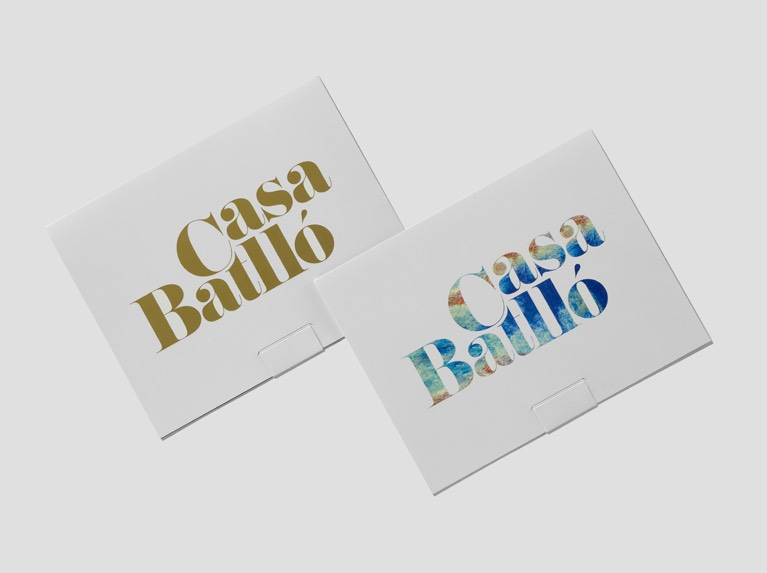 CASA BATLLÓ / GRAPHIC DESIGN
