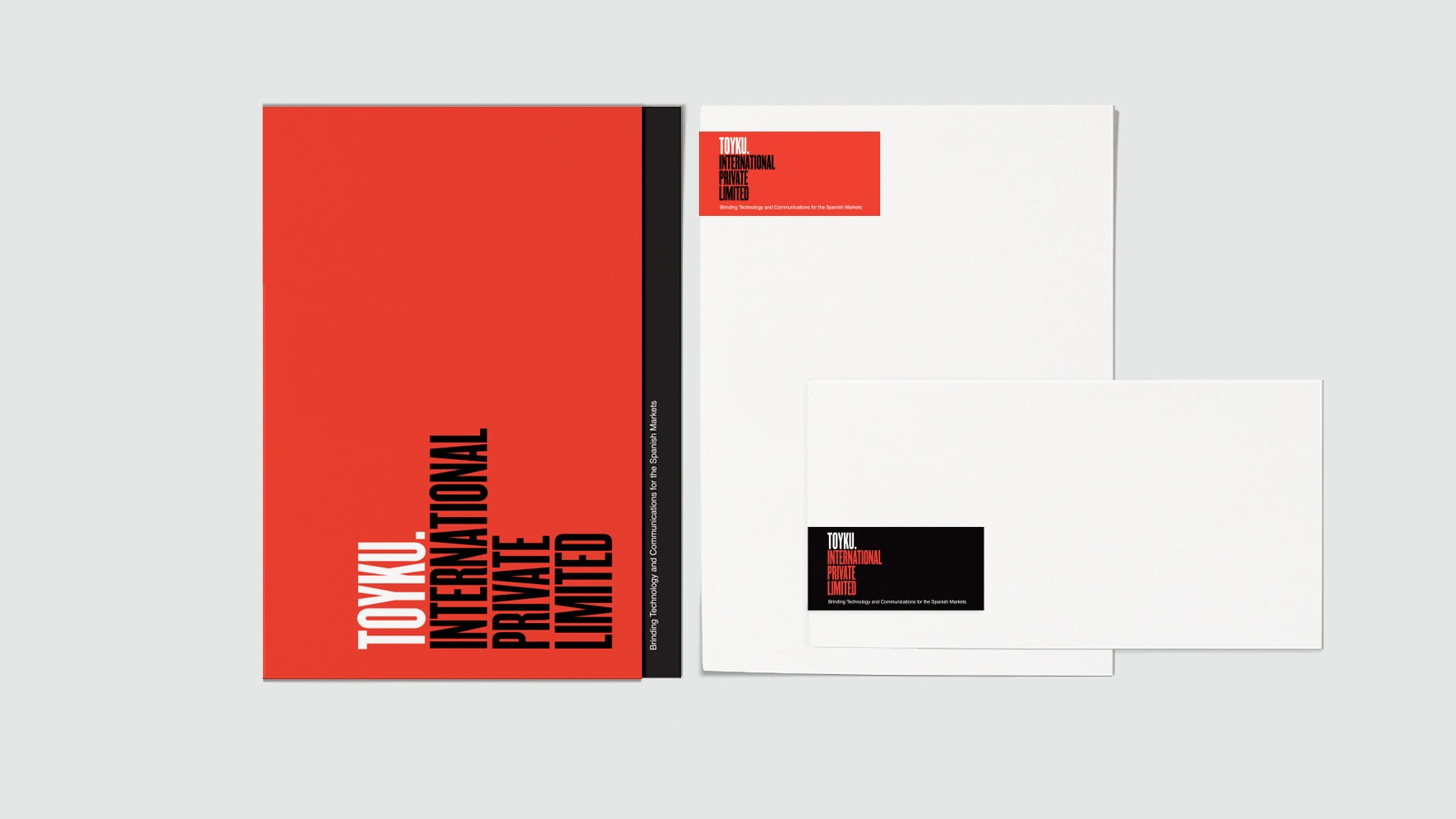 TOYKU / CORPORATE IDENTITY / BRANDING