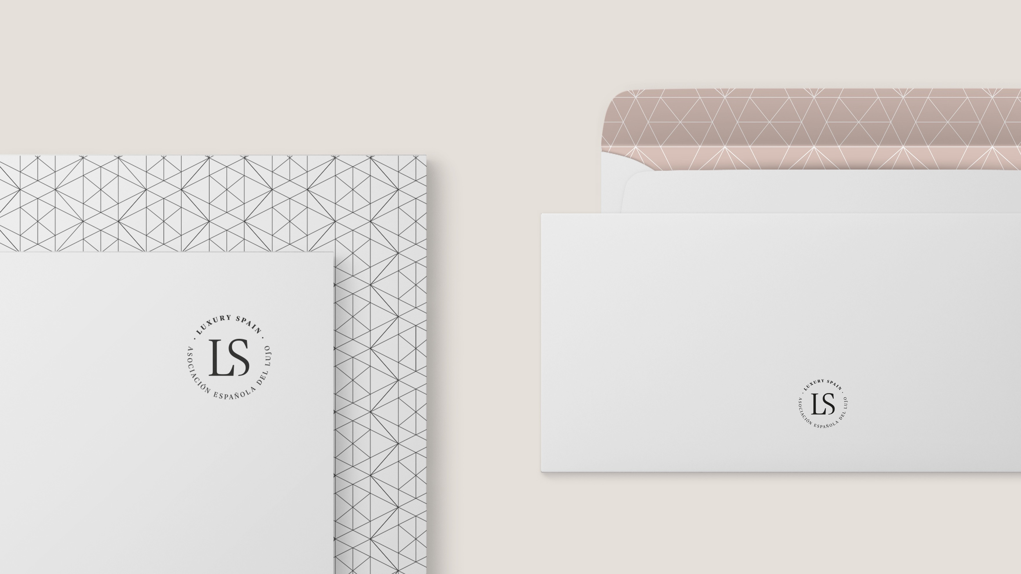 LUXURY SPAIN / CORPORATE IDENTITY / BRANDING