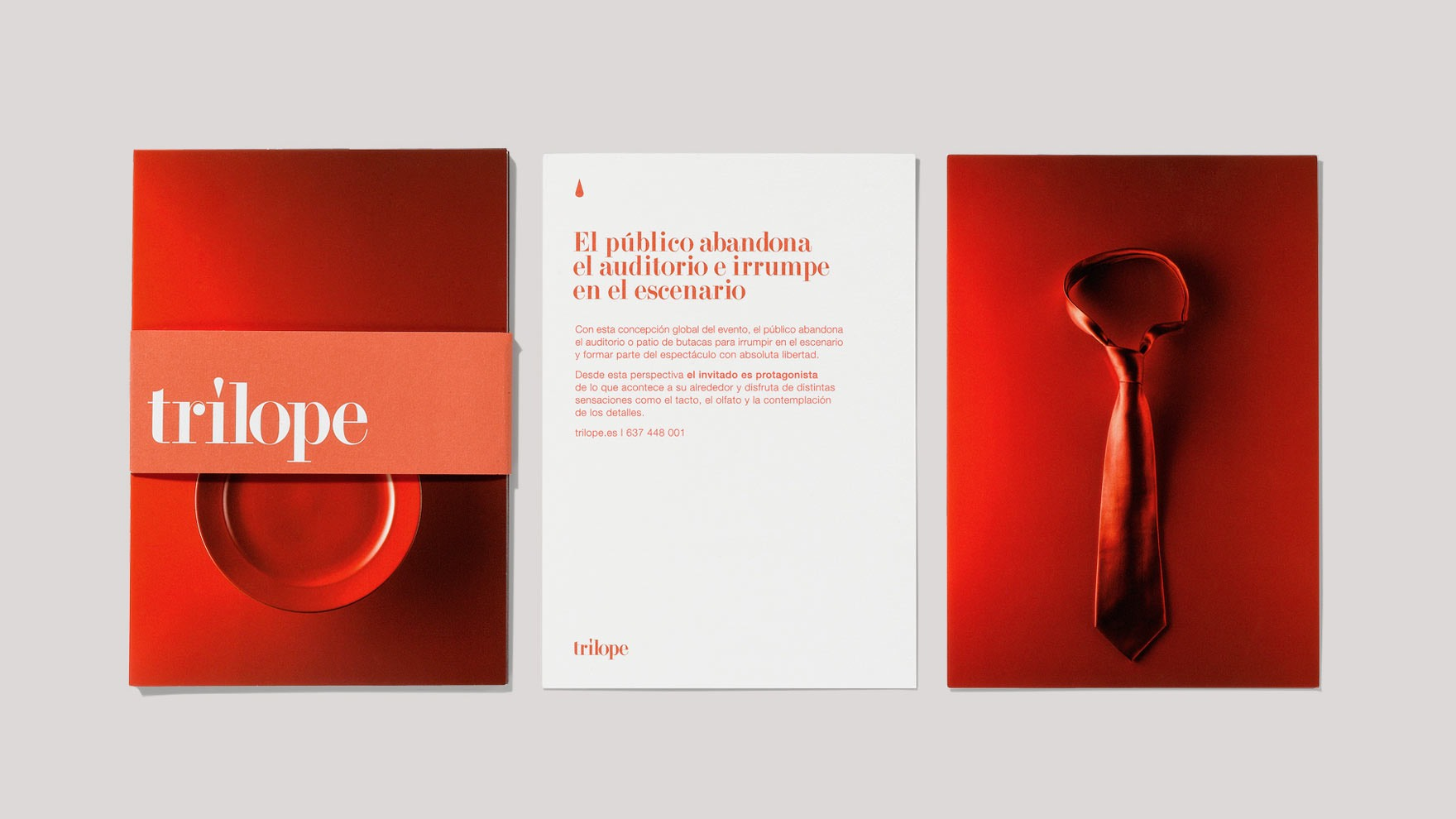 TRÍLOPE / GRAPHIC DESIGN