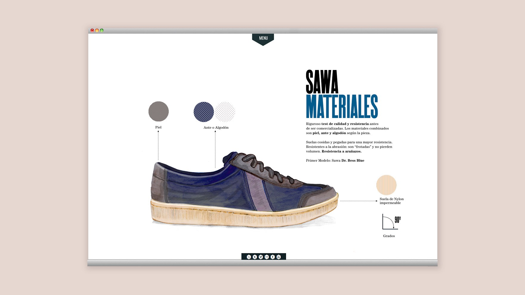 ODD SHOES / GRAPHIC DESIGN