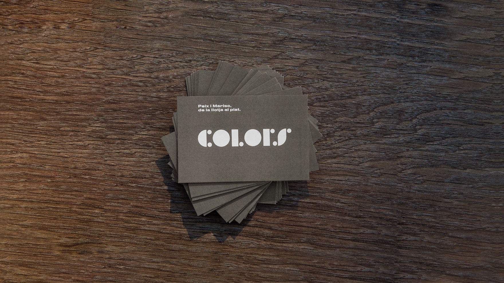 COLORS / CORPORATE IDENTITY / BRANDING