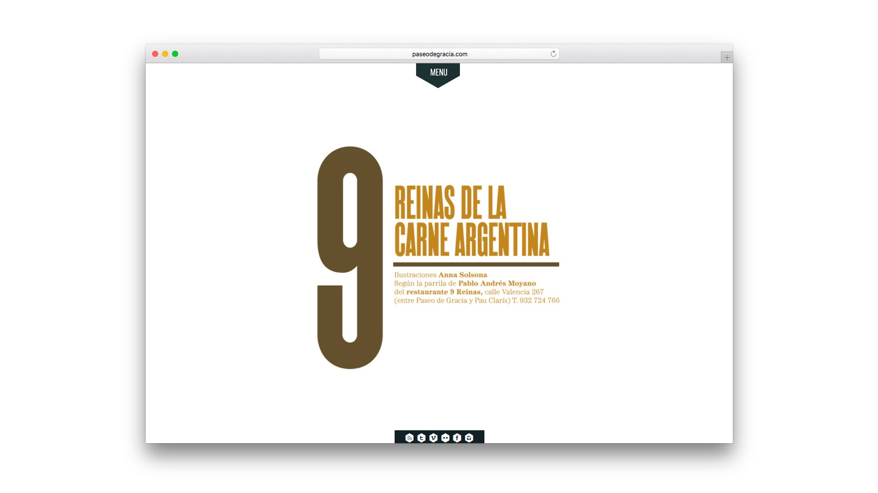 9 REINAS / GRAPHIC DESIGN