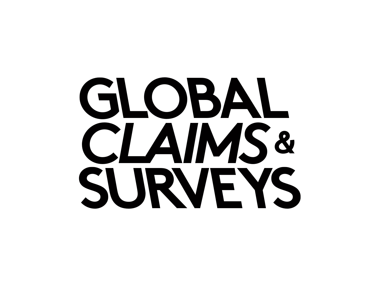 GLOBAL CLAIMS & SURVEYS / CORPORATE IDENTITY / BRANDING