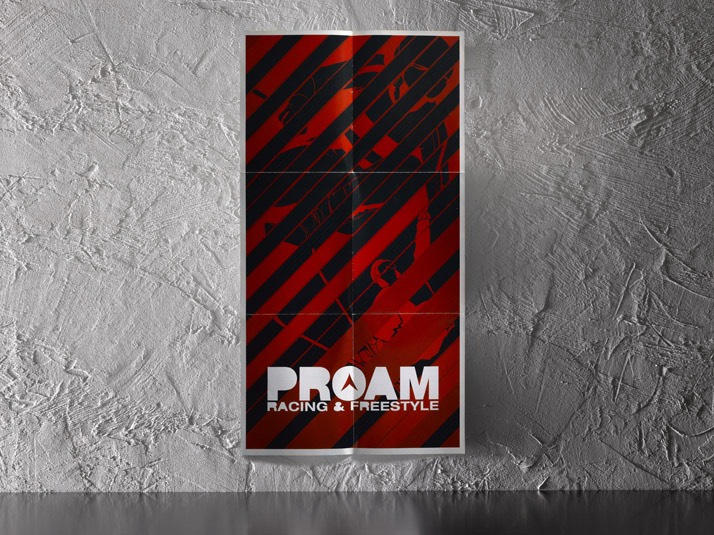 PROAM / IDENTIDAD CORPORATIVA / BRANDING