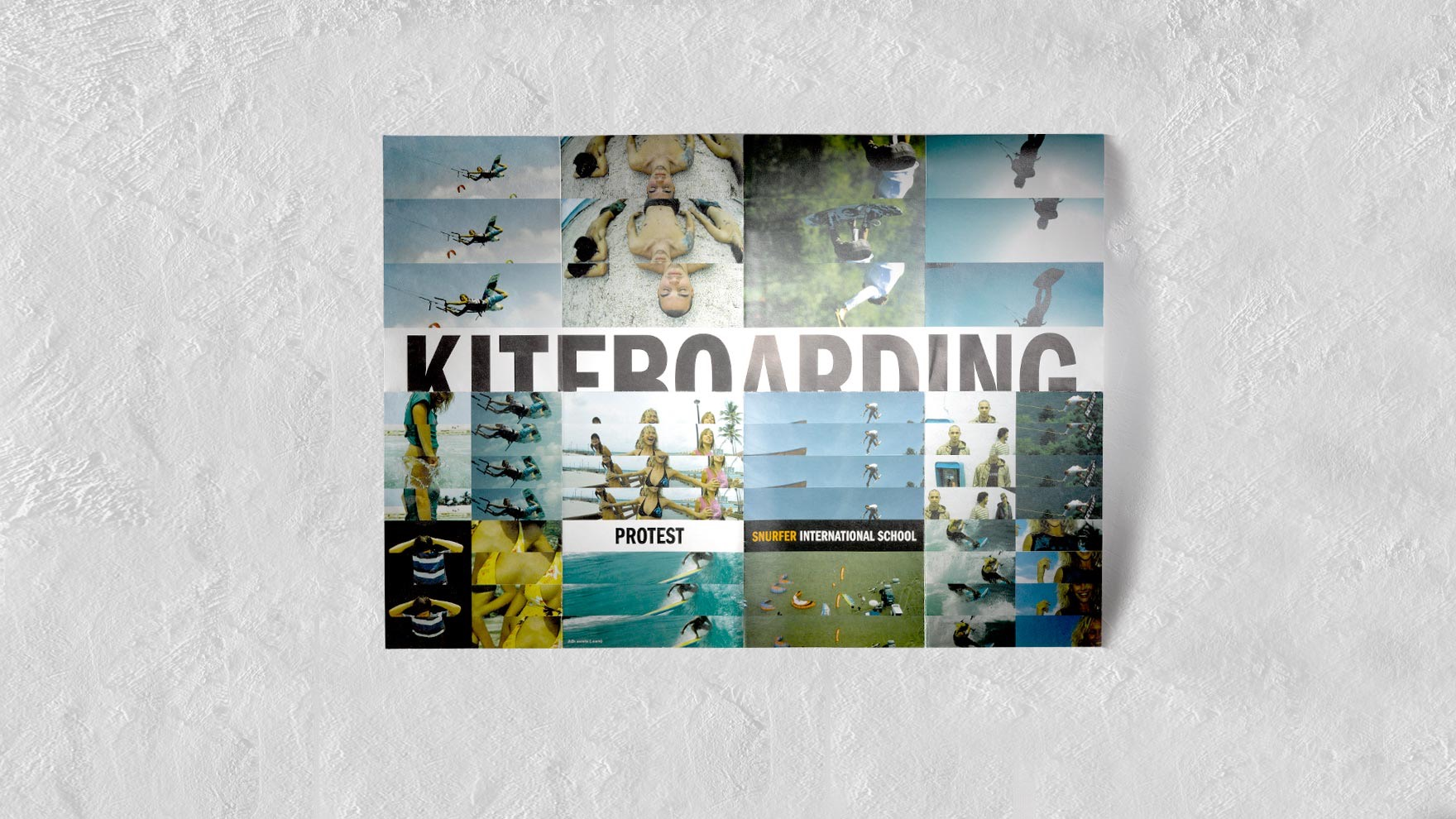 KITEBOARDING / GRAPHIC DESIGN