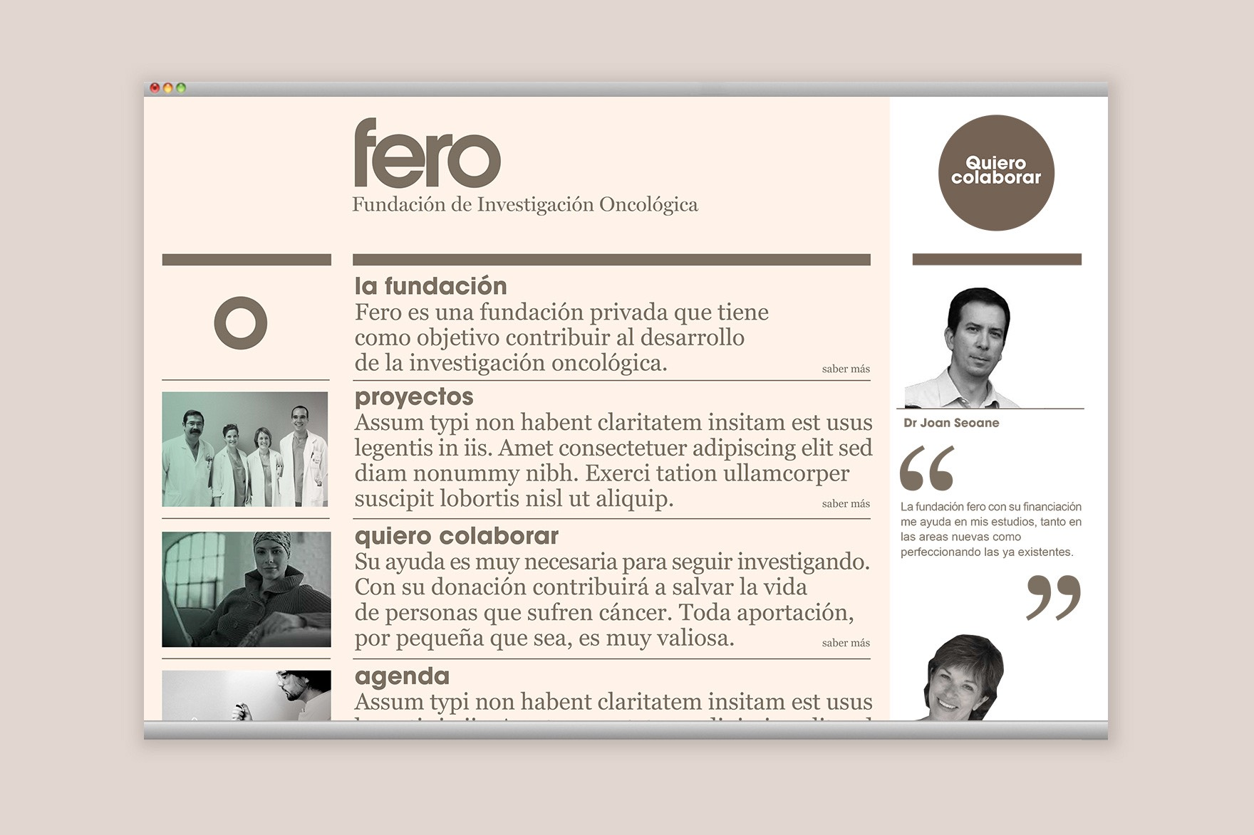 FERO / WEB DESIGN
