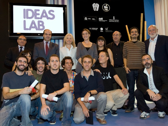 IDEAS LAB / IDENTITAT CORPORATIVA / BRANDING