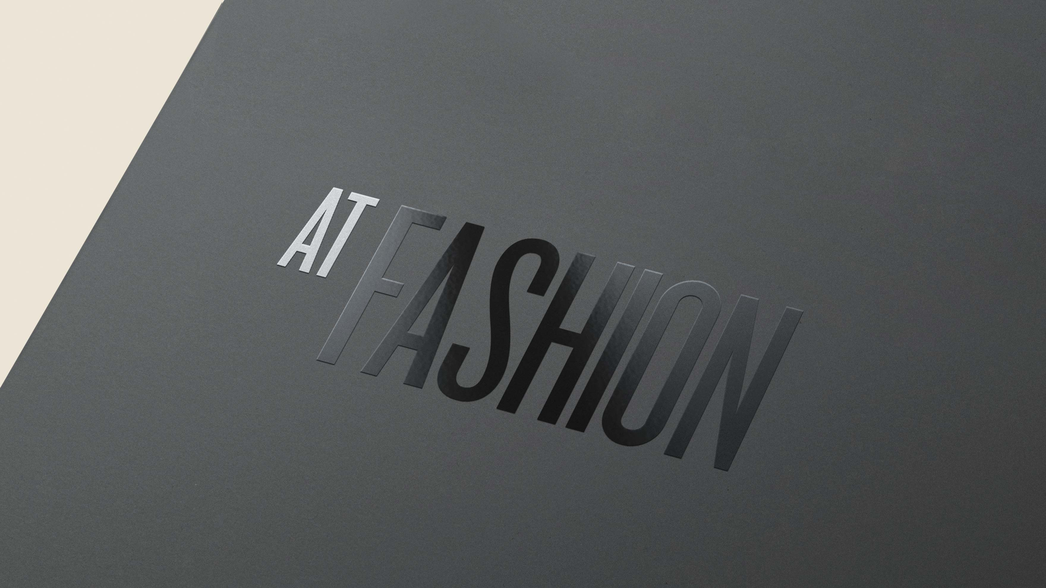 AT FASHION / CORPORATE IDENTITY / BRANDING
